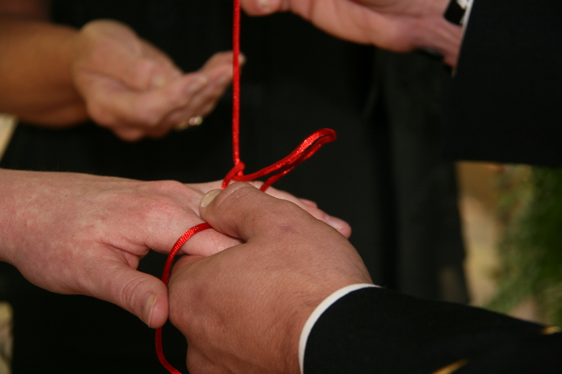 ceremony of red cord
